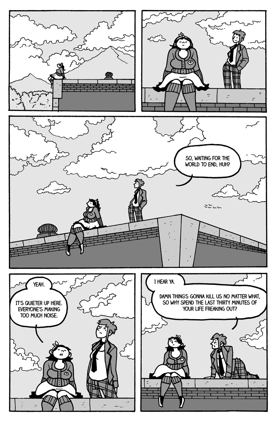 Carol & Rita page 1