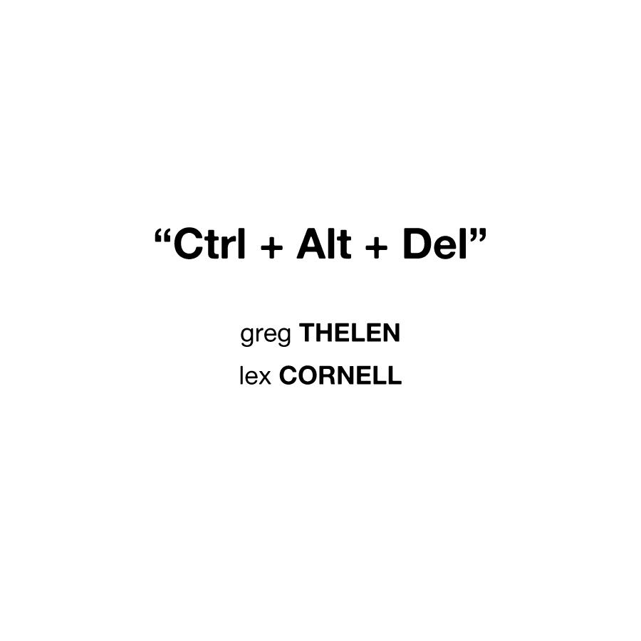 Ctrl + Alt + Del title